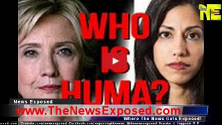 Anonymous Releases BONE-CHILLING Video of Huma Abedin, Watch Before It's Removed