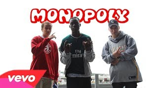 YoungPal X FRAY X YunG Houdini - Monopoly (Official Music Video) K.Gy