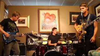 First ever live performance by the band Foreign Trade -