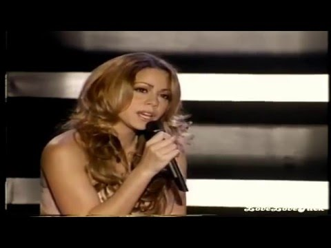 Mariah Carey - Close My Eyes -  Butterfly World Tour in Japan 1998