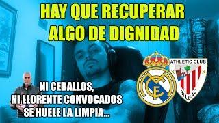 Download Video EL REAL MADRID SE JUEGA LA DIGNIDAD · PREVIA REAL MADRID VS ATHLETIC · JORNADA 33 LALIGA 2018/19 MP3 3GP MP4