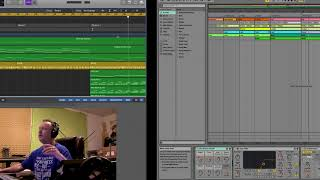 Setting up Ableton Live and GarageBand w/Soundcraft Signature series consoles