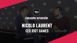 """""""You Cannot See Esports as Marketing"""" — Interview with Riot Games CEO Nicolo Laurent"""