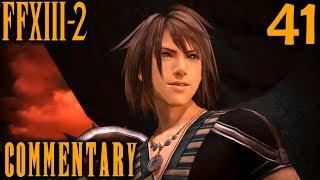 Final Fantasy XIII-2 Walkthrough Part 41 - Old Friends & Noel