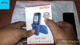 INTEX ECO 105 | MOBILE UNBOXING | PRICE 800 RUPEES