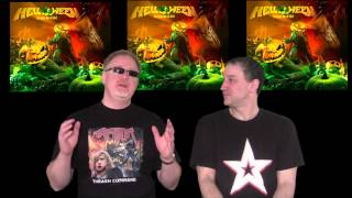 Helloween Straight Out of Hell Review-Voivod Target Earth Review