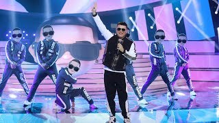 El Monaguillo imita a Daddy Yankee en 'Con calma' - Tu Cara Me Suena