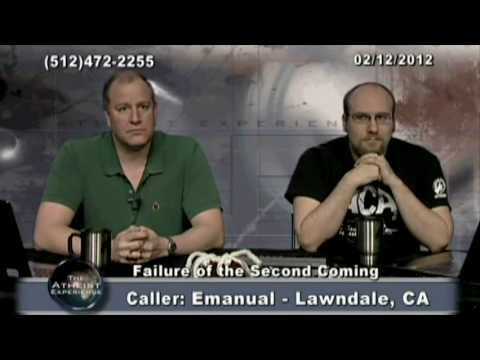 Atheist Experience #748: The Failure of the Second Coming