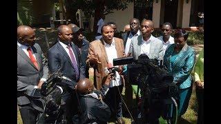 Kiambu Governor Waititu, Senator Wamatangi face off over money allegedly lost in the county