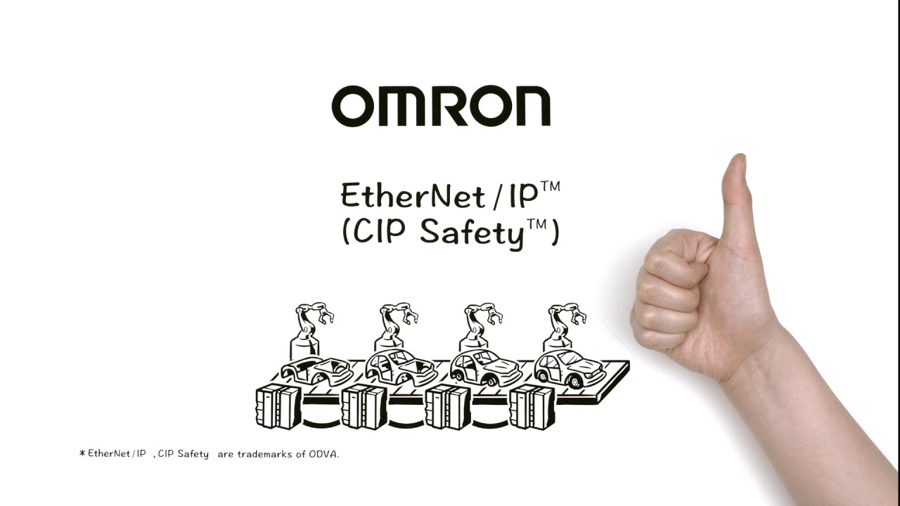Omron NX-Series Safety Network Controller