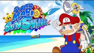 SUPER MARIO SUNSHINE: Get your passports, we're going on vacation! (Part 1)