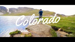 Colorado Beautiful Destinations | 5d Mark IV | Zhiyun Crane 2 | Mavic Air | By Manjil Shrestha