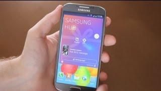 Samsung Galaxy S4 - recenzja, Mobzilla odc. 118