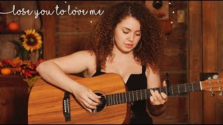 Selena Gomez - Lose You To Love Me Cover