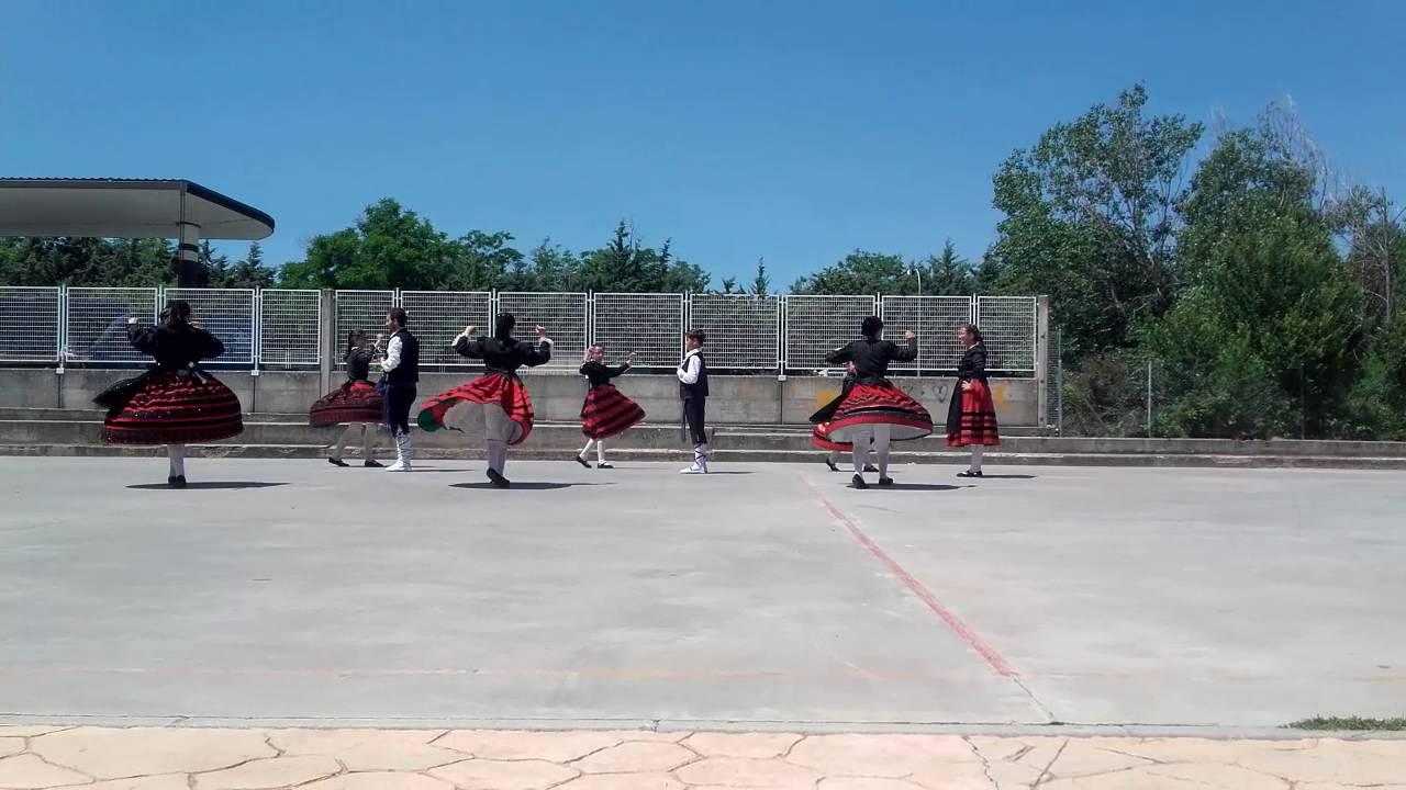 Jotas en Riaza , Alpargatas , CRA de Riaza , 2016