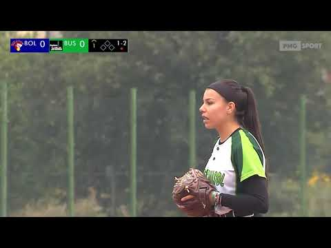 Italian Softball Series 2018 Gara 1