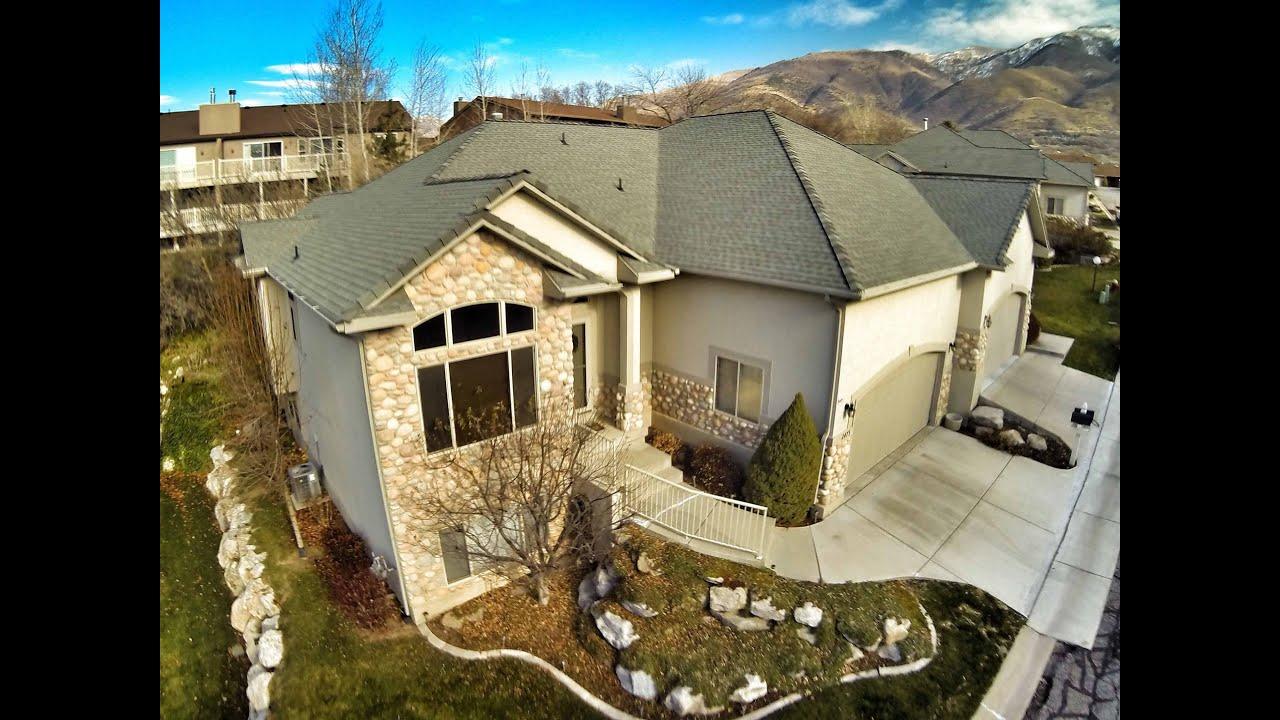 5 Bedroom 3 Bath Condo For Sale In Layton Utah Country Oaks Real Estate Youtube