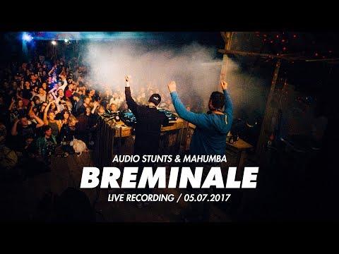 Audio Stunts & Mahumba @ Breminale 2017 (DJ Set Live Recording)