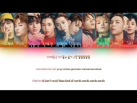 NCT 127 (엔씨티 127) - Simon Says (사이먼 세즈) Color Coded Lyrics