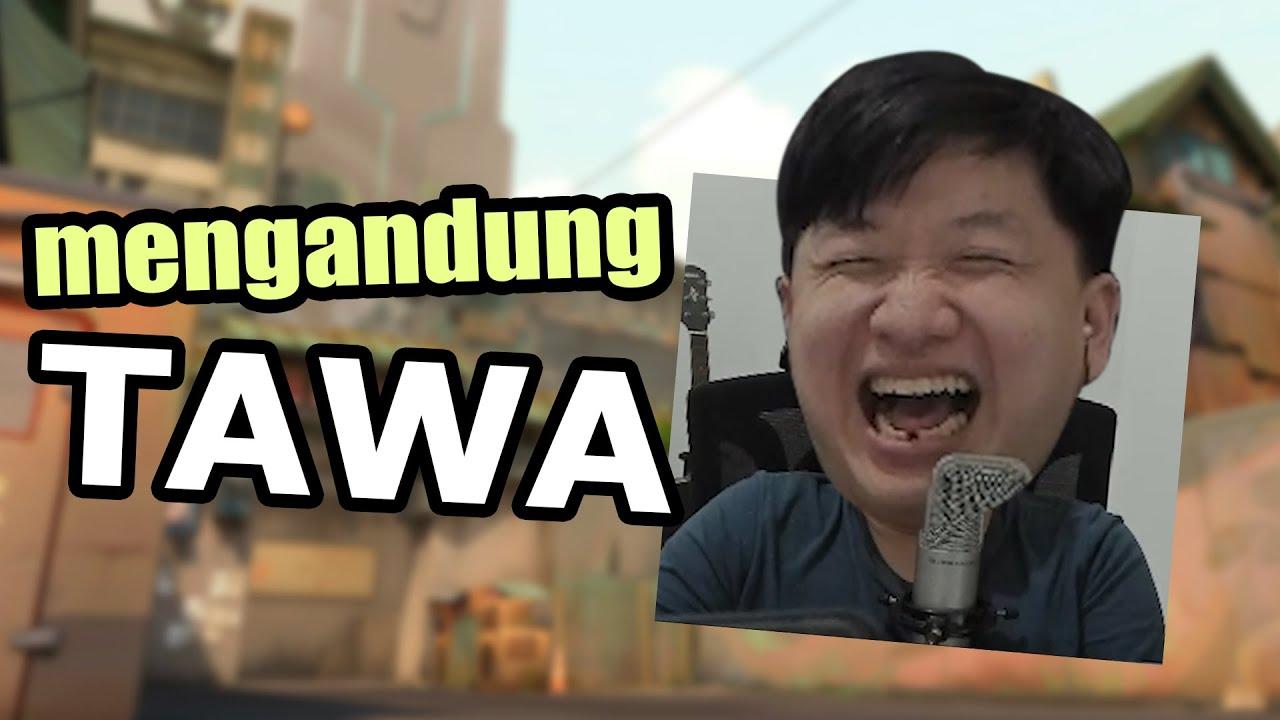 Download TERTAWA lah...