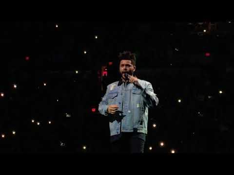 Sidewalks / Crew Love - The Weeknd Live 2017