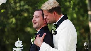 This Wedding In South Africa Is Guaranteed To Give You Chills! | Hauke Wedding Films