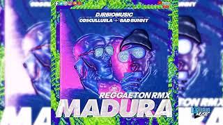 Cosculluela Ft. Bad Bunny - Madura Reggaeton RMX 2018 - By @Djrubiomusic