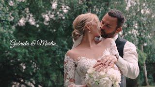 Gabriela & Martin | Svatební video | Videomakers.cz