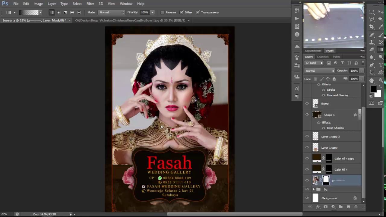 Cara Membuat Logo dengan Photoshop untuk Pemula (+Gambar)