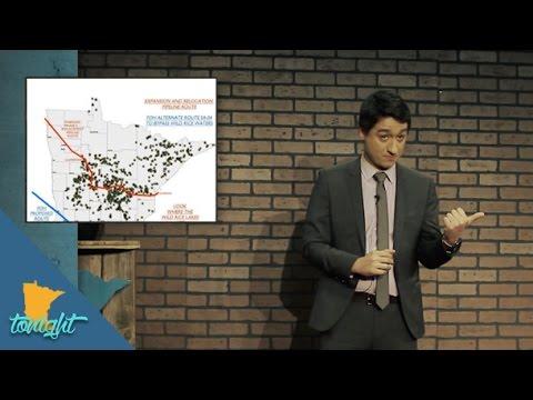 """Explaining Minnesota's Debate Over The """"Line 3"""" Oil Pipeline  - MNT"""