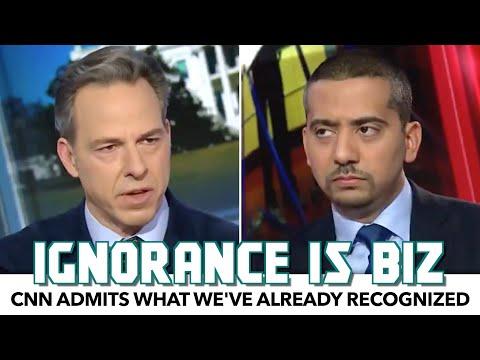 Jake Tapper Admits CNN Often Ignores Progressives