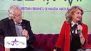 Alexandra si Stefan Velniciuc, aparitie rara la TV! Totul despre relatia tata-fiica!