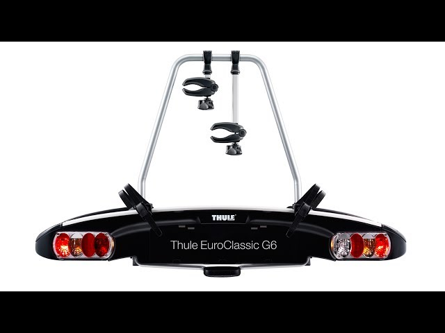 thule 915 europower anh ngerkupplungs fahrradtr ger 2. Black Bedroom Furniture Sets. Home Design Ideas