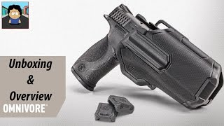 Blackhawk Omnivore Holster Unboxing & Overview