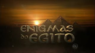Enigmas do Egito - Jornal da Record - Série Completa (Rede Record)