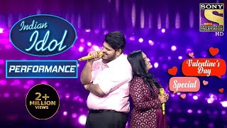 Sayli और Ashish ने दिया एक ज़बरदस्त Performance | Indian Idol Season 12 | Valentine's Day Special