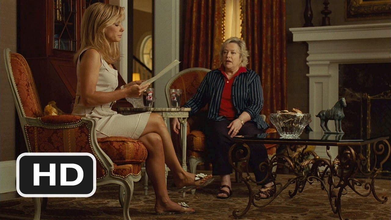 The Blind Side  Movie Clip  Im A Democrat  Hd  Youtube