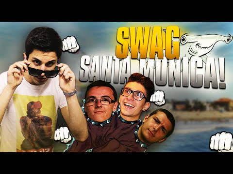 SWAG SANTA MONICA! w/Stepny, Surreal & Vegas