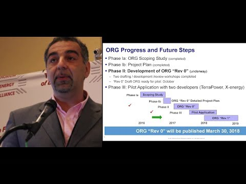 EPRI Advanced Reactor Program - Cristian Marciulescu @ TEAC8
