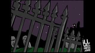 Cemetery Intro Unreleased Test Animation (HD) Foamy The Squirrel