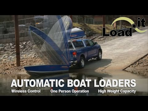 how to build a rear boat loader