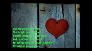 Undivided {with lyrics} - //Rob Smith\\