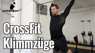 CrossFit Klimmzüge | Wieso, weshalb, warum!?