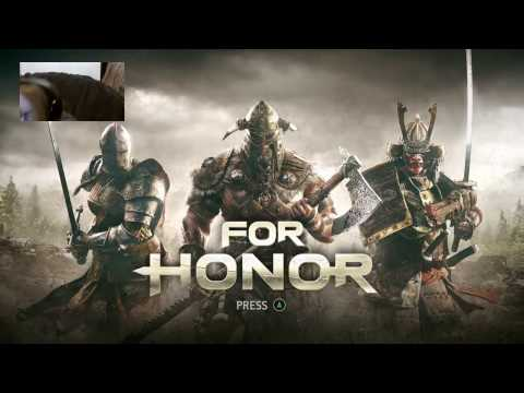 For Honor - The One Where Autumn Tests Twitch and Quiet Gets Ledged