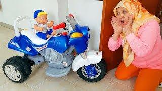 Ayşe's Magical Car Motorcycle & Ayşe And Kerem's Fun Toys