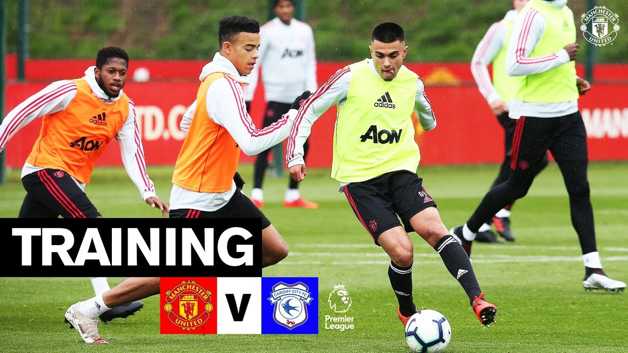 Image result for Manchester United vs Cardiff City