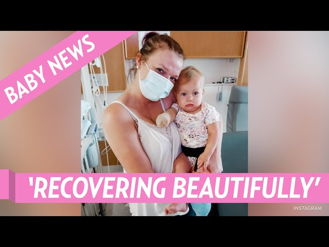 Sister Wives\' Maddie Brown Brush\'s 1 Year Old Daughter Is \'Recovering Beautifully\' After Amputation