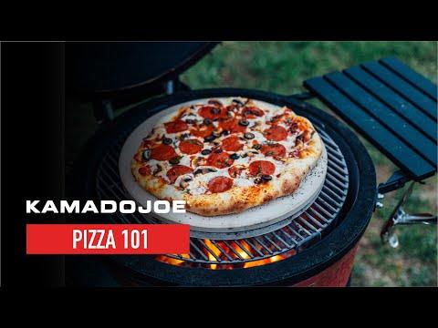 Kamado Joe - Pizza 101