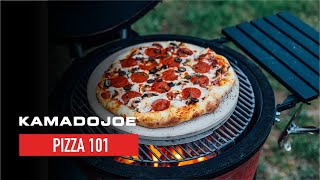 Kamado Joe - Pizza 101