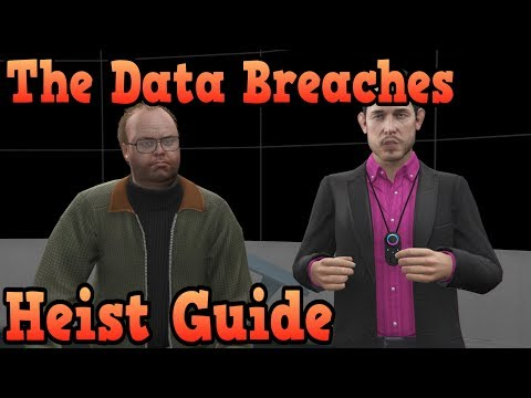 Doomsday heist #1 - The data breaches guide - GTA Online guides